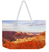Sunset At Mather Point Grand Canyon Weekender Tote Bag