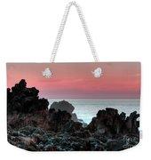 Sunset At Salt Point Weekender Tote Bag