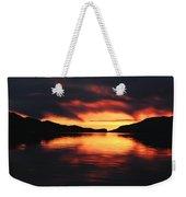 Sunset At Sumdum Weekender Tote Bag