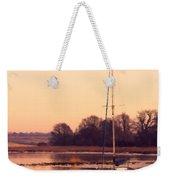 Sunset At The Creek Weekender Tote Bag