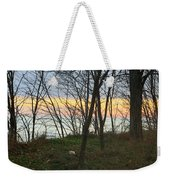 Sunset At The Island Weekender Tote Bag