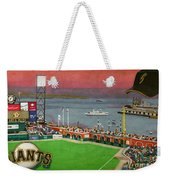 Sunset At The Park Weekender Tote Bag by Cory Still