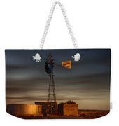 Sunset At The Well Weekender Tote Bag