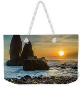 Sunset At The World's End II Weekender Tote Bag