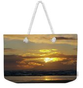 Sunset At Westport  Weekender Tote Bag