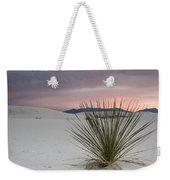 Sunset At White Sands Weekender Tote Bag
