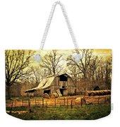 Sunset Barn Weekender Tote Bag