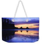 Sunset Bay Weekender Tote Bag