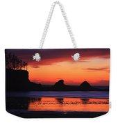 Sunset Bay Sunset 2 Weekender Tote Bag