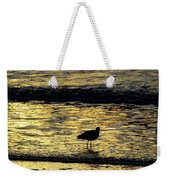Sunset Bird Weekender Tote Bag