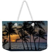 Sunset Breeze Weekender Tote Bag