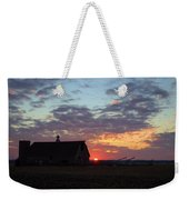 Sunset By The Barn Weekender Tote Bag