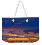 Sunset By The Bay Weekender Tote Bag