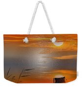 Sunset Charm, 30 Landscape Wall Art Painting Pack  Sunset-sunrise, Evening, Sea, Water, Ocean Etc  Weekender Tote Bag