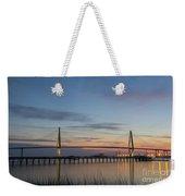 Sunset Colors Weekender Tote Bag