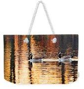Sunset Cruise Weekender Tote Bag by Scott Pellegrin