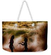 Sunset Dance Weekender Tote Bag