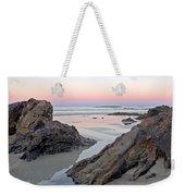 Sunset  Denhams Beach. Weekender Tote Bag