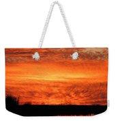 Sunset Detail  Weekender Tote Bag