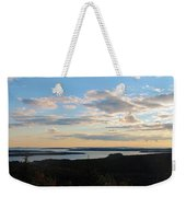 Sunset Dore Mountain Weekender Tote Bag