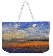 Sunset Field Weekender Tote Bag