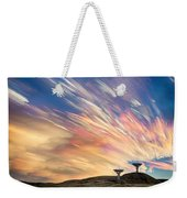 Sunset From Another Planet  Weekender Tote Bag