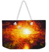 Sunset Glory Weekender Tote Bag