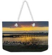 Sunset Glow  Weekender Tote Bag