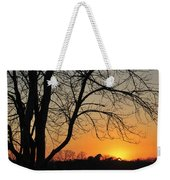 Sunset Glow Toms River New Jersey Weekender Tote Bag
