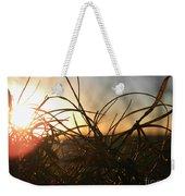 Sunset Grass 2 Weekender Tote Bag
