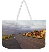 Sunset In Acadia Weekender Tote Bag