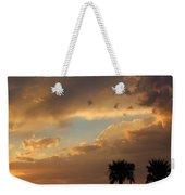 Sunset In California Weekender Tote Bag