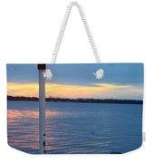 Sunset In December Weekender Tote Bag