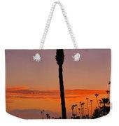 Sunset In Laguna Beach Weekender Tote Bag