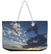 Sunset In New Mexico Weekender Tote Bag