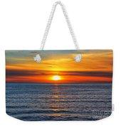 Sunset In San Clemente Weekender Tote Bag