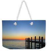 Sunset In The Keys Weekender Tote Bag