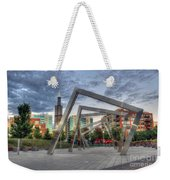 Sunset In The Park Weekender Tote Bag