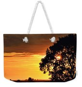 Sunset In The Valley Weekender Tote Bag