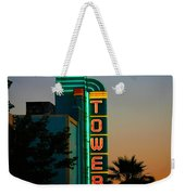 Sunset In The Ville Weekender Tote Bag
