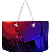 Sunset In Your Face Weekender Tote Bag