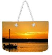 Sunset Morro Bay California Weekender Tote Bag