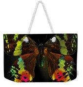 Sunset Moth Weekender Tote Bag