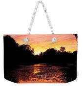Sunset Near Rosemere - Qc Weekender Tote Bag