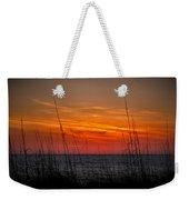Sunset Number One Weekender Tote Bag