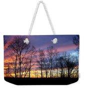 Sunset Of The Century Weekender Tote Bag