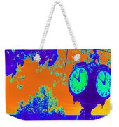 Sunset Of Time Weekender Tote Bag