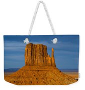 Sunset On A Mitten Weekender Tote Bag
