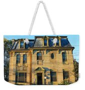 Sunset On An Old Toronto Home Weekender Tote Bag