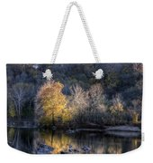 Sunset On Billy Goat Trail Weekender Tote Bag